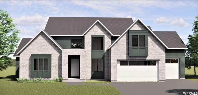 10272 S Dial Ct W #10272, South Jordan, UT 84095 (#1754287) :: Berkshire Hathaway HomeServices Elite Real Estate