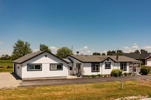 331 E Center St, Clarkston, UT 84305 (#1754299) :: Utah Real Estate