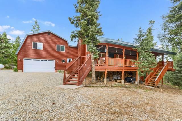 3350 Cherokee Ln, Duck Creek Village, UT 84762 (#1754308) :: Colemere Realty Associates