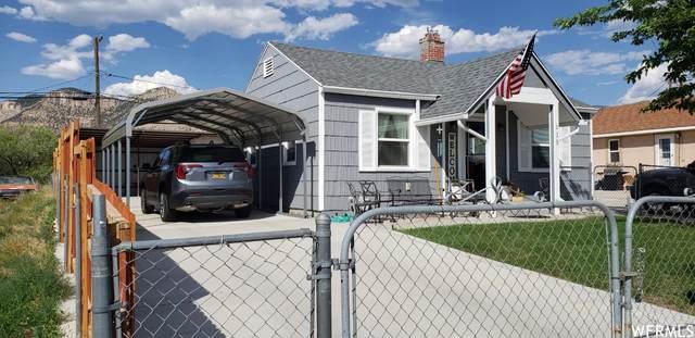 115 E Whitmore Dr., East Carbon, UT 84520 (#1754320) :: Utah Best Real Estate Team   Century 21 Everest