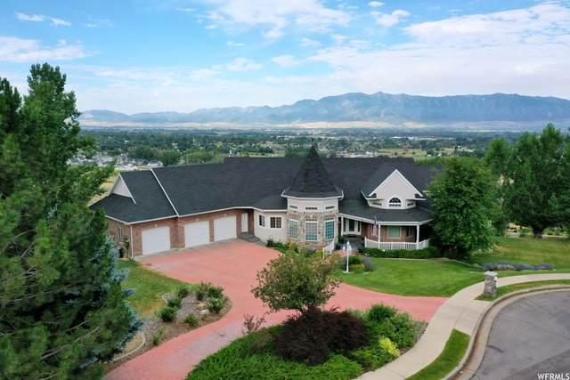 1358 Palisade Cir, Logan, UT 84321 (#1754328) :: Berkshire Hathaway HomeServices Elite Real Estate