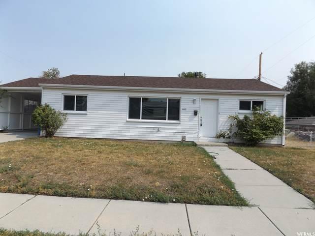4410 W 4865 S, Kearns, UT 84118 (#1754348) :: Berkshire Hathaway HomeServices Elite Real Estate