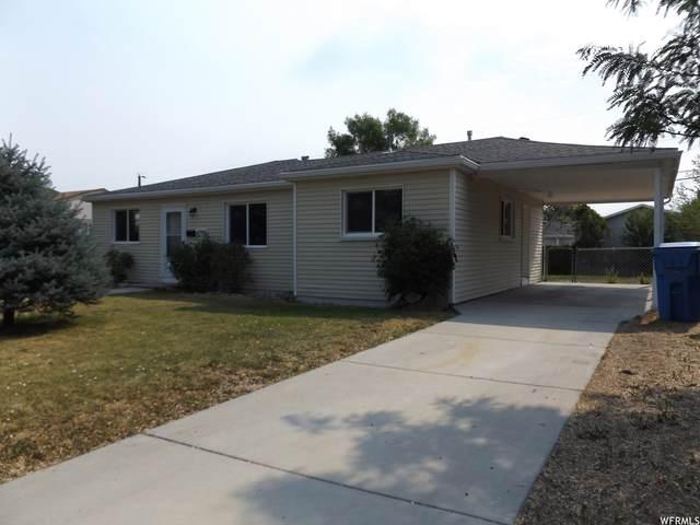 4769 S 4420 W, Kearns, UT 84118 (#1754350) :: Berkshire Hathaway HomeServices Elite Real Estate