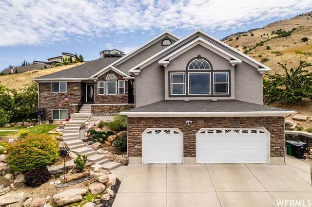 2790 N Canyon Ridge Dr E, North Logan, UT 84341 (#1754357) :: Utah Dream Properties
