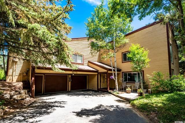 4872 N East Meadows Dr #64, Park City, UT 84098 (#1754360) :: Bustos Real Estate | Keller Williams Utah Realtors