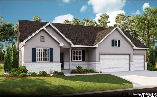213 E Wood Thrush Cv #95, Salem, UT 84653 (#1754374) :: Utah Dream Properties