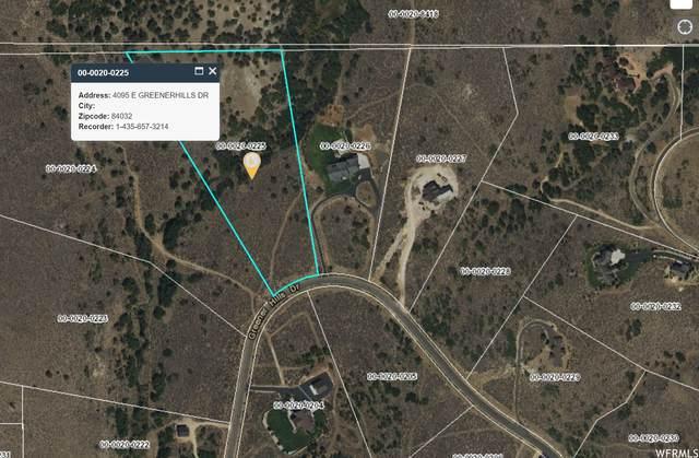 4095 Greener Hills Dr #26, Heber City, UT 84032 (MLS #1754404) :: High Country Properties