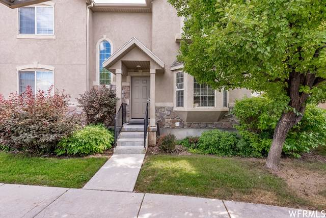 213 W Crescent Ln N #121, Tooele, UT 84074 (#1754411) :: Colemere Realty Associates