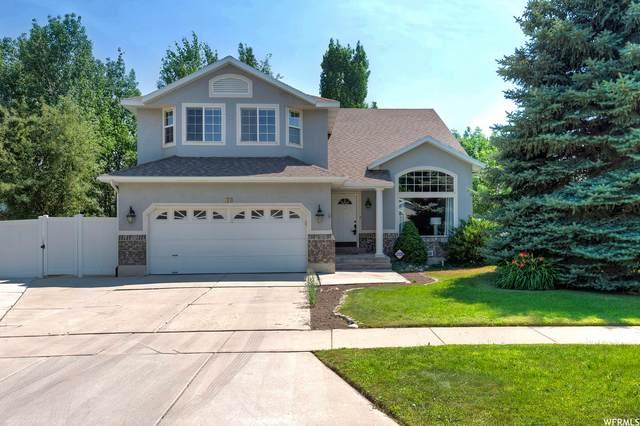 178 E Harvest Berry Pl, Draper, UT 84020 (#1754424) :: Utah Real Estate