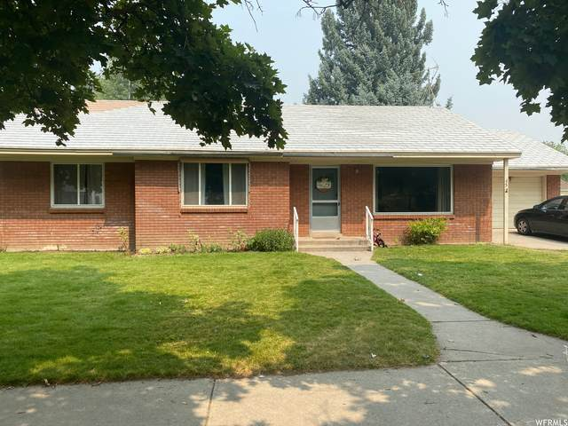 45 S 2ND E, Preston, ID 83263 (#1754482) :: Utah Best Real Estate Team   Century 21 Everest