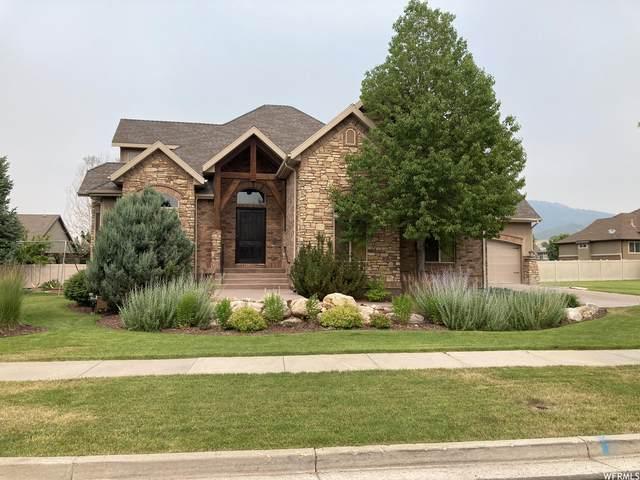 5997 N Roundup Ct, Mountain Green, UT 84050 (#1754500) :: Utah Real Estate