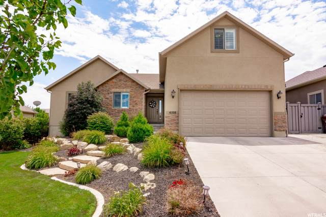 4108 E Mohican Dr N, Eagle Mountain, UT 84005 (#1754506) :: The Fields Team