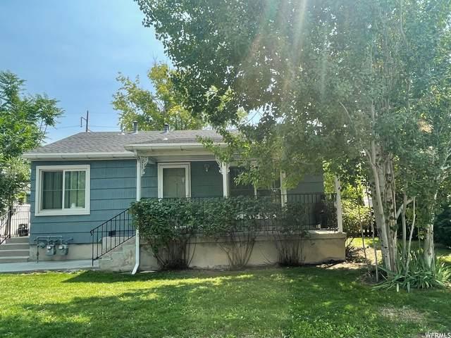 874 E Gregson Ave S, Salt Lake City, UT 84106 (MLS #1754510) :: Lookout Real Estate Group