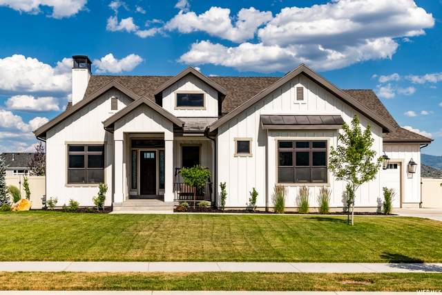 451 S 300 E, Midway, UT 84049 (MLS #1754553) :: High Country Properties