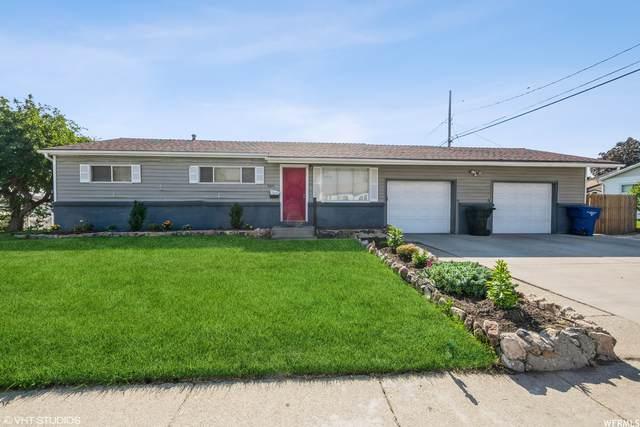 5371 S 5160 W, Salt Lake City, UT 84118 (#1754565) :: Utah Real Estate