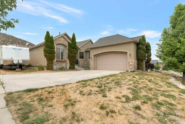 6915 N Kiowa Pkwy, Eagle Mountain, UT 84005 (#1754597) :: Berkshire Hathaway HomeServices Elite Real Estate