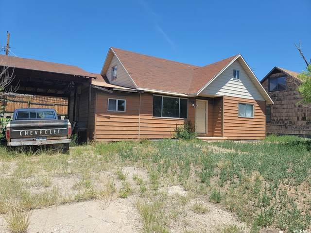 339 Berkley Ave, East Carbon, UT 84520 (#1754598) :: Utah Best Real Estate Team   Century 21 Everest
