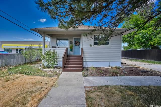 119 E Beryl Ave, Salt Lake City, UT 84115 (#1754614) :: C4 Real Estate Team