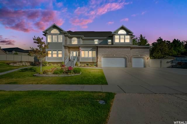 732 E Southfork Dr, Draper, UT 84020 (#1754641) :: Pearson & Associates Real Estate