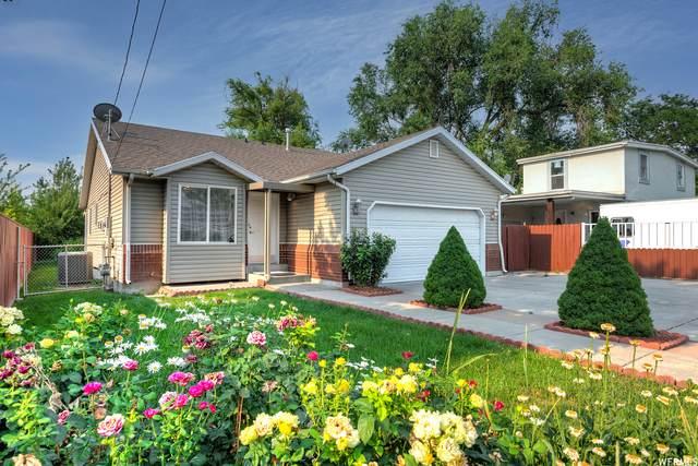 362 E Lambourne Ave, Salt Lake City, UT 84115 (#1754645) :: Villamentor