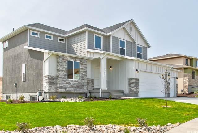1933 E Handcart Ln Martin, Spanish Fork, UT 84660 (MLS #1754646) :: Lookout Real Estate Group
