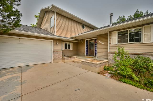 809 S 300 W, Brigham City, UT 84302 (MLS #1754657) :: Lookout Real Estate Group