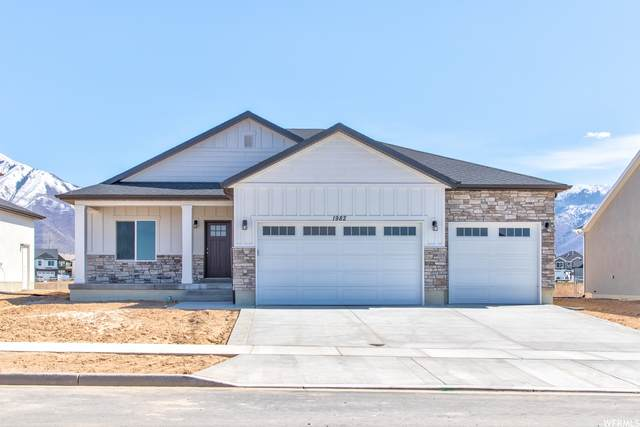 1945 E Handcart Ln Morgan, Spanish Fork, UT 84660 (MLS #1754661) :: Lookout Real Estate Group