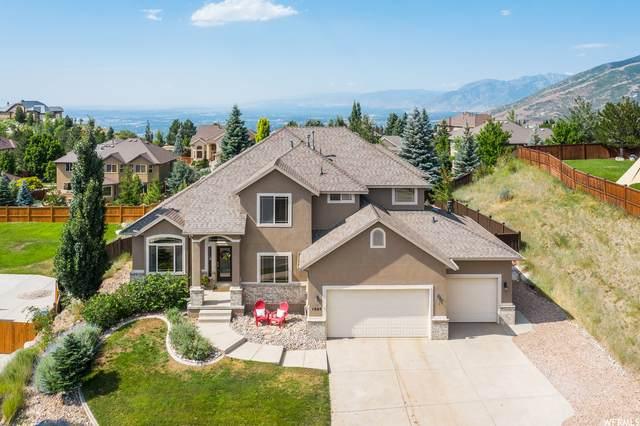 1665 E Lone Oak Dr, Draper (Ut Cnty), UT 84020 (#1754687) :: Berkshire Hathaway HomeServices Elite Real Estate