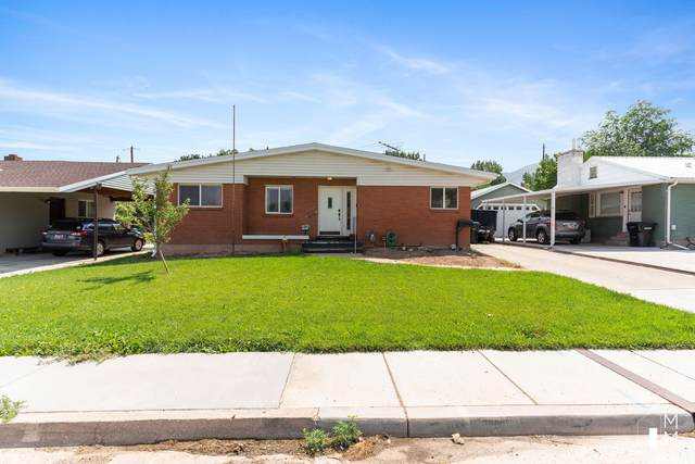 559 S 450 W, Cedar City, UT 84720 (#1754691) :: Berkshire Hathaway HomeServices Elite Real Estate