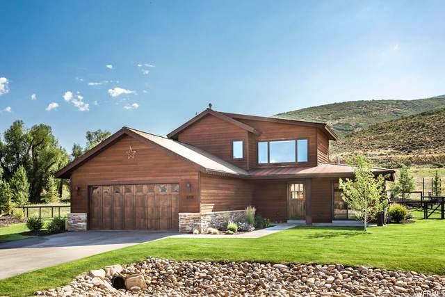 698 Thorn Creek Dr, Kamas, UT 84036 (#1754696) :: C4 Real Estate Team