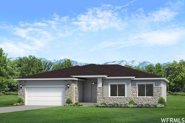 1938 E Handcart Ln Lucas, Spanish Fork, UT 84660 (MLS #1754699) :: Lookout Real Estate Group