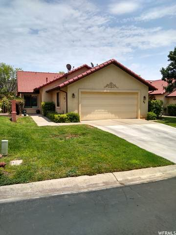 301 S 1200 E #84, St. George, UT 84790 (#1754777) :: Berkshire Hathaway HomeServices Elite Real Estate