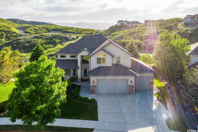 15156 Amber Crest Ln, Draper, UT 84020 (#1754791) :: Berkshire Hathaway HomeServices Elite Real Estate