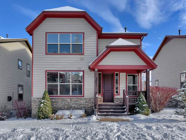 5661 Polar Way, Park City, UT 84098 (MLS #1754798) :: High Country Properties