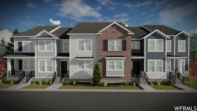 4309 W Silver Peak Ln #244, Herriman, UT 84096 (#1754802) :: Berkshire Hathaway HomeServices Elite Real Estate