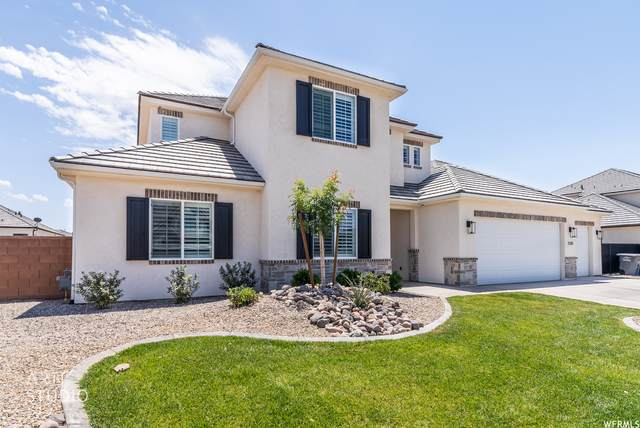 3190 E Seegmiller Dr, St. George, UT 84790 (#1754815) :: Bustos Real Estate | Keller Williams Utah Realtors