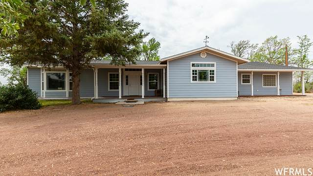 6811 W Old Modena Rd, Beryl, UT 84714 (#1754821) :: Colemere Realty Associates