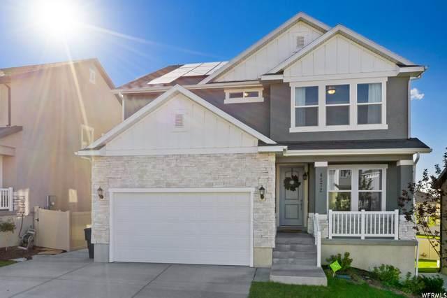 4572 W Bartlett Dr S, Herriman, UT 84096 (#1754833) :: Bustos Real Estate | Keller Williams Utah Realtors