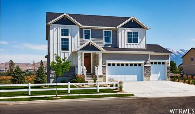 2149 N Wild Hyacinth Dr W #817, Saratoga Springs, UT 84045 (#1754840) :: goBE Realty