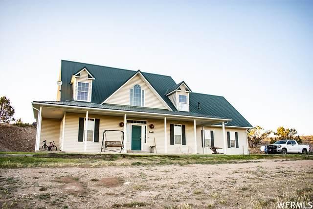 2700 N 100 W, Beaver, UT 84713 (#1754891) :: Berkshire Hathaway HomeServices Elite Real Estate