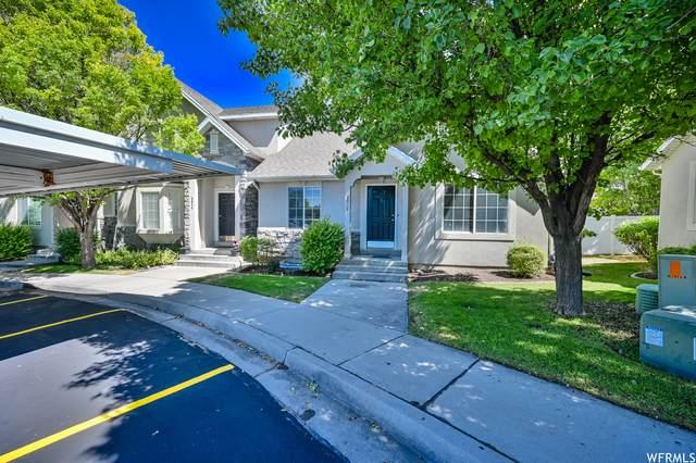 3018 W Davencourt Loop, Lehi, UT 84043 (MLS #1754910) :: Lookout Real Estate Group