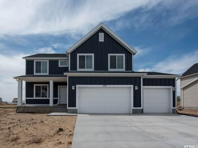 2039 E Emerald Ave N #125, Eagle Mountain, UT 84005 (#1754946) :: Berkshire Hathaway HomeServices Elite Real Estate