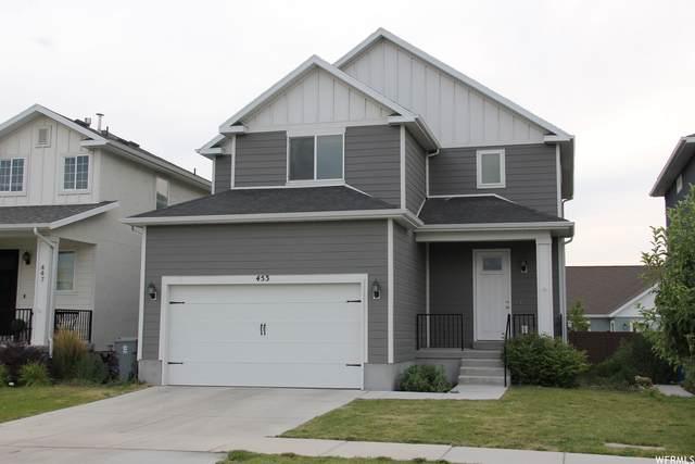 453 N 100 W, Vineyard, UT 84059 (MLS #1754982) :: Lookout Real Estate Group