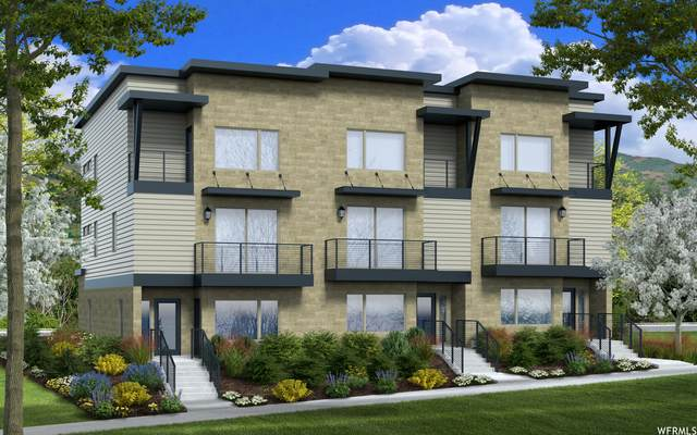 1398 E Gambel Oak Way N #13, Park City, UT 84098 (#1754997) :: Colemere Realty Associates