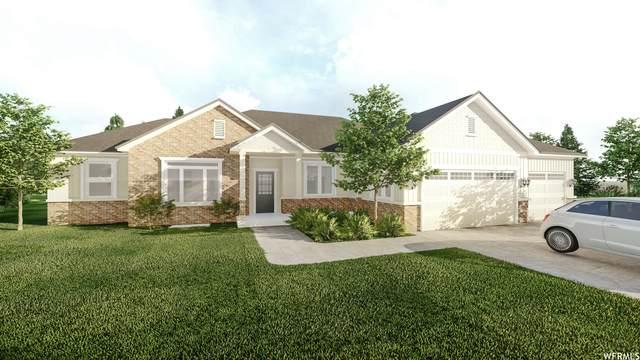3731 S Garibaldi Way, Saratoga Springs, UT 84045 (MLS #1755000) :: Lookout Real Estate Group