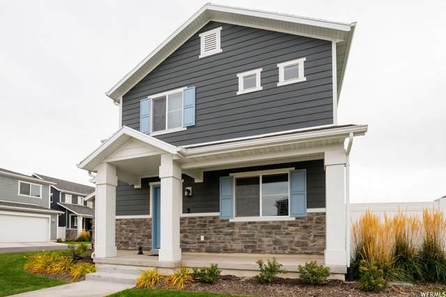 1781 W Parkview Dr, Syracuse, UT 84075 (#1755011) :: C4 Real Estate Team