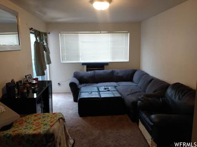 219 E Hill Ave S #4, Millcreek, UT 84107 (#1755027) :: Utah Real Estate