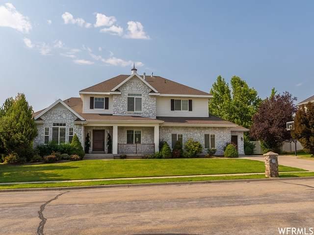 1203 E Bella Vista Dr, Fruit Heights, UT 84037 (#1755028) :: Pearson & Associates Real Estate