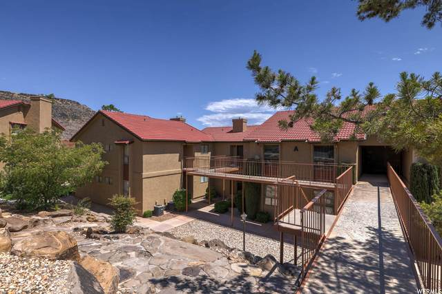161 W 950 S A7, St. George, UT 84770 (MLS #1755029) :: Summit Sotheby's International Realty