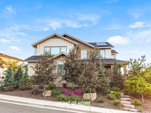 15208 S Tall Woods Dr, Draper, UT 84020 (#1755096) :: Berkshire Hathaway HomeServices Elite Real Estate